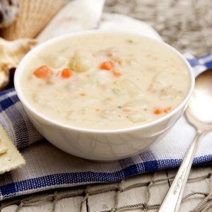Rustic Potato Soup
