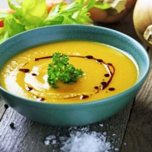 Curried Vegetable SoupMeal